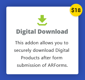 Digital Download Addon