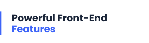 Front-end Entries View For ARForms - 1