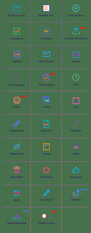 ARForms: WordPress Form Builder Plugin - 16