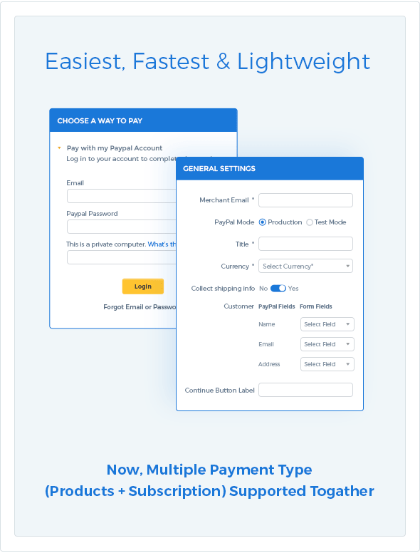 Paypal Addon for Arforms - 2