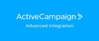 Active Campaign advanced integration