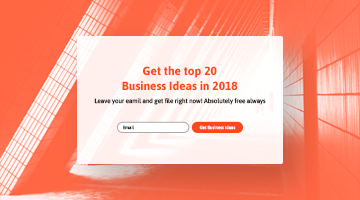 Get the top 20 Business Ideas in 2018