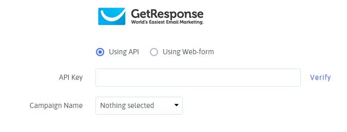 Get Response Configuration