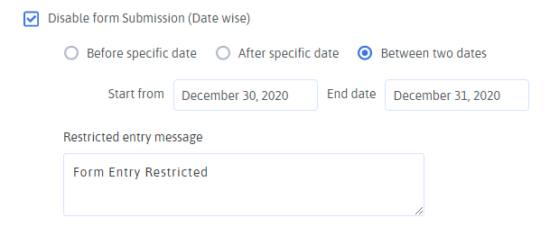 Restrict-form-between-two-specific-date